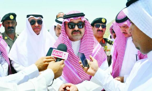 Jeddah Gov. Prince Mishaal bin Majed