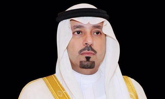 Makkah Gov. Prince Mishal bin Abdullah.