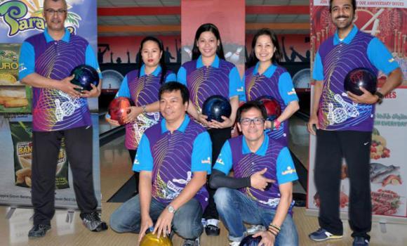 Team of the Week Paradise Brand.