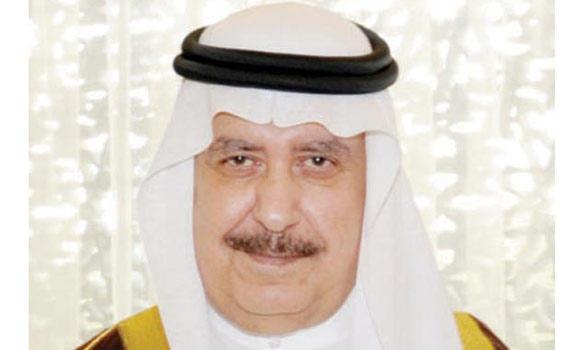 Prince Fahd bin Abdullah.