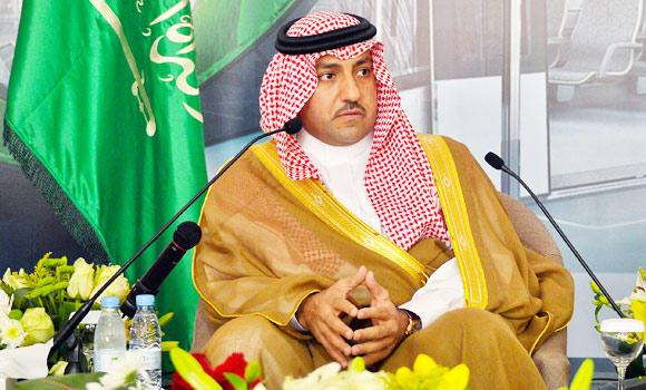 Riyadh Gov. Prince Turki bin Abdullah.