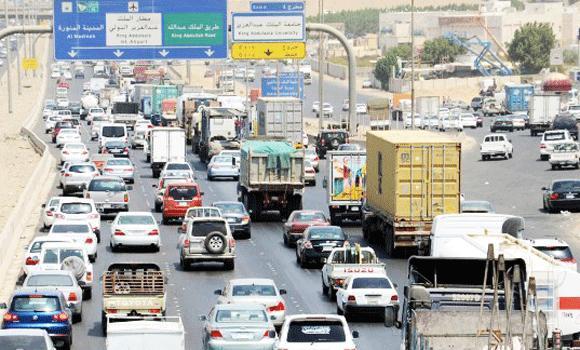 Riyadh-region-traffic