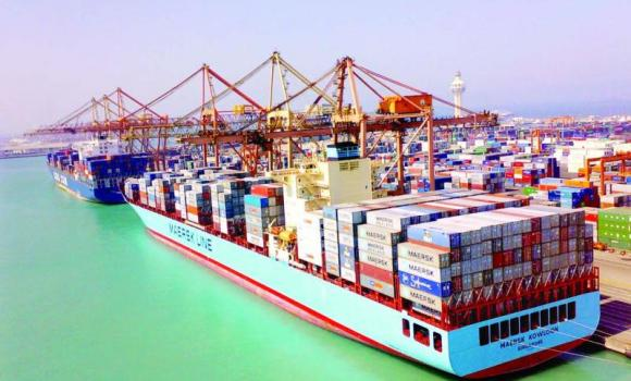 Saudi ports represent platforms for development and play pivotal role in the import and export activities.