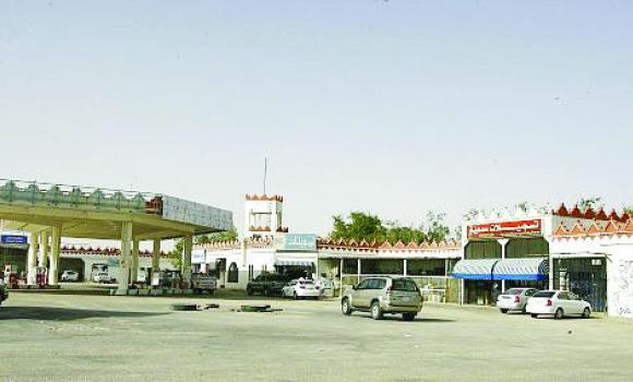 Many highway service stations in the Kingdom lack even the basic facilities.
