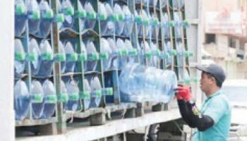 Bottled water transported in extreme summer heat poses a health hazard to consumers, according to the Consumer Protection Agency