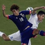 Scoreless draw keeps Japan and Greece alive