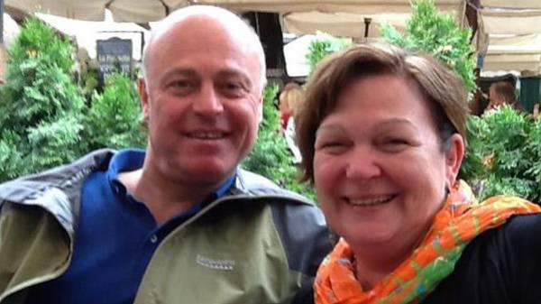 Albert and Maree Rizk, who died on board of the Malaysia Airlines Flight 17, were returning to Melbourne from their four-week holiday in Europe.