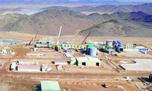 Barrick Gold to form a joint venture with Saudi Arabian Mining Co. to run its Jabal Sayid copper asset in the Kingdom.