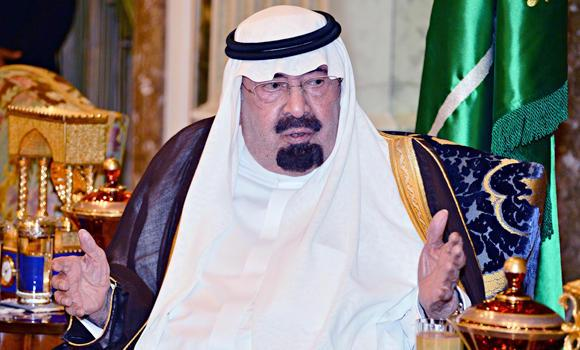Custodian of the Two Holy Mosques King Abdullah. (SPA)