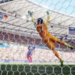 Brazil and Germany reach World Cup semifinals