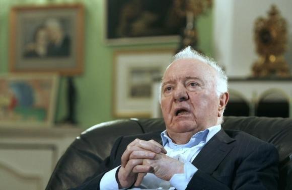 Georgia's former President Eduard Shevardnadze