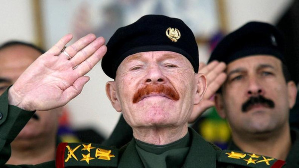 The recording features a 15-minute speech in a raspy voice purported to be that of 72-year-old Izzat Ibrahim al-Douri.