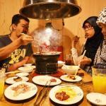 'Eat smaller meals in Ramadan'