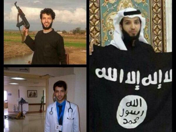 saudi doctor in isis 2