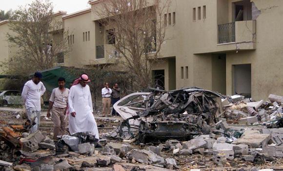 Al-Hamra expatriate housing