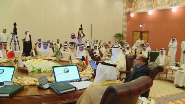 The ministers of the GCC discussed building a common front against ISIS.