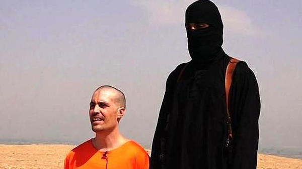 A former ISIS hostage identified the masked, English speaking executioner who beheaded Foley in the released video.