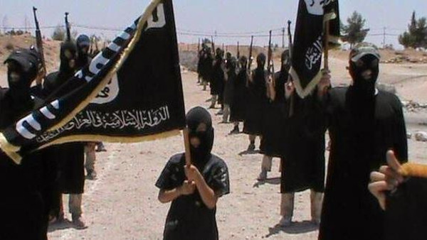 There are at least three Western hostages with the militant Islamic State of Iraq and Syria.