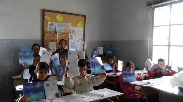 ISIS is planning to provide a workshop for male and female instructors to apply the new curriculum in Raqqa schools.