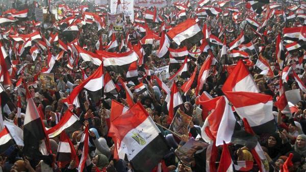 Pro-Mursi demonstrations waned in recent months as security forces have moved aggressively to break up public gatherings.