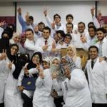 60 Saudi students train in patient care
