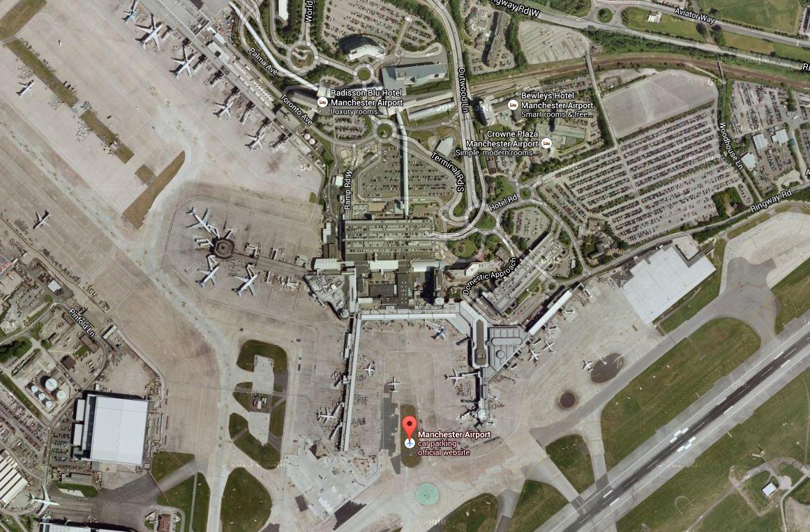 UK airport