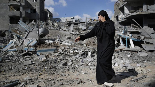 The Gaza Strip has been ravaged by more than a month of fighting that left 1,980 Palestinians dead and caused several billion dollars worth of damage in the territory.