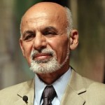 Ghani takes oath as new Afghan president