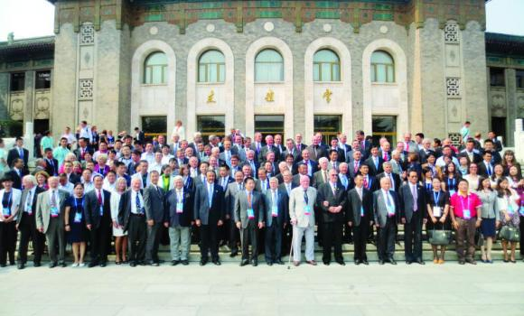 Astronauts from 19 countries attended the 27th Assembly of the Association of Space Explorers in Beijing this week.