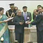 IIS-Jubail principal receives Indian national award