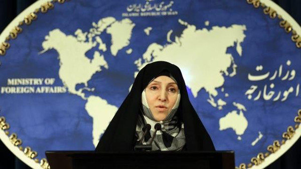 Iran's foreign ministry spokeswoman Marzieh Afkham echoed Zarif, saying some countries, which she did not name, have been helping ISIS.
