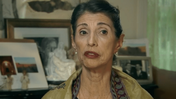 "Mother of American journalist James Foley, Diane said she was ""embarrassed and appalled"" over how the U.S. dealt with her son's case."