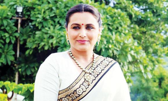 Rani Mukherjee is in Bhopal to inaugurate a four-day film fest.