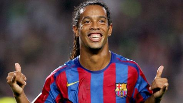 Ronaldinho signed for Queretaro two weeks ago and is expected to play his first match this week.