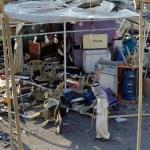Around 45 killed in Baghdad bombings
