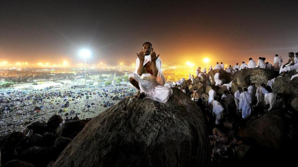 For the millions of hajj pilgrims who have descended upon Mount Arafat, Friday will culminate in experiences of high emotion.