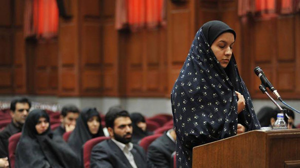A Tehran court found Reyhaneh Jabbari guilty in 2009 of killing a former employee of the Iranian Ministry of Intelligence.