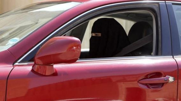 The kingdom is the world's only country where women are not allowed to operate cars.
