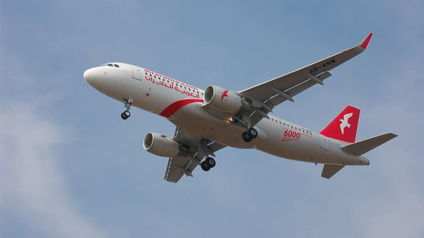 Air Arabia has hubs in Egypt and Morocco and flies about 100 routes.