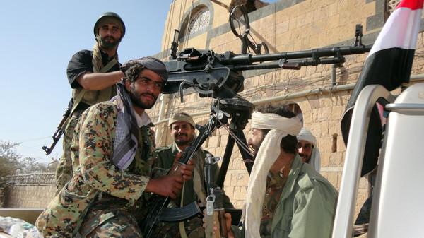 Al-Qaeda supporters in Yemen.
