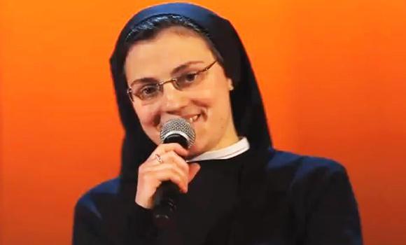 Cristina Sciuccia.
