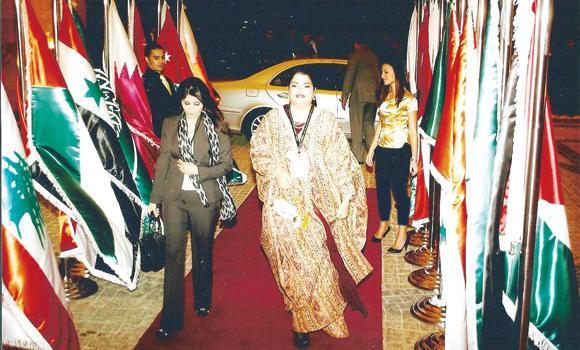 Nadia Al-Dosari