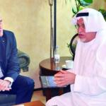 German delegation keen to promote Saudi trade