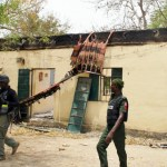 Nigerian army 'retakes' town seized by Boko Haram