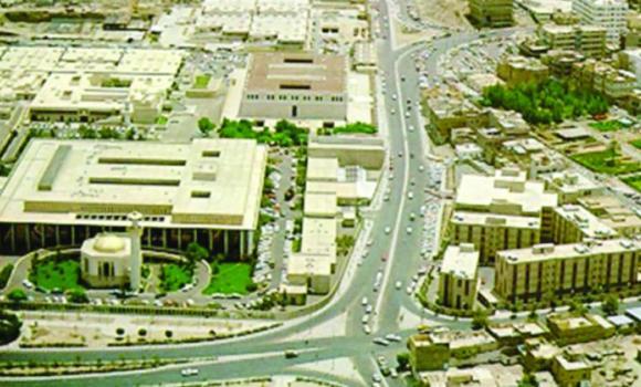 An enchanting view of Taif.