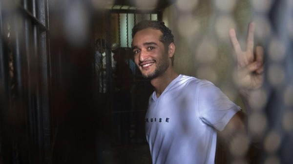 Ahmed Douma rose to prominence during the 2011 uprising that toppled Mubarak and was also a key protest leader against Mursi.