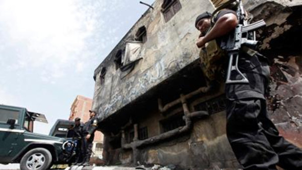 An Egyptian court setenced to death 185 citizens on Tuesday on charges related to the 'Kerdasa massacre.'