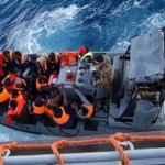 At least 1,300 migrants saved off Italy at Christmas