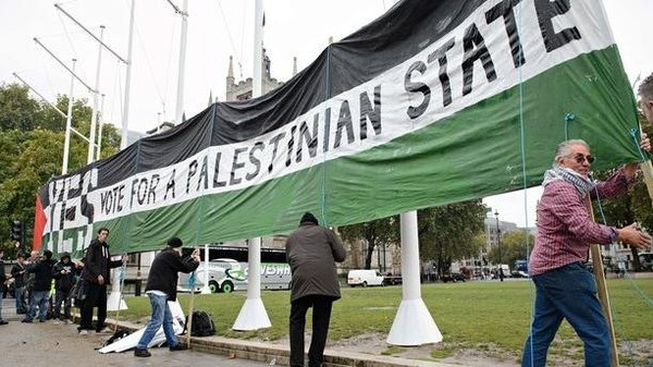 The Irish parliament recognized the state of Palestine, becoming the latest European Union member approving a non-binding parliamentary motion seeking recognition of the Arab country's statehood.