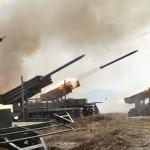 Kim guides military drill near sea border with South Korea